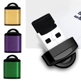 Mini teléfonos móviles de china online-Mini USB3.0 Lector de tarjetas SD TF Teléfono móvil Lectores de tarjetas de memoria Lectura inteligente de tarjetas OTG Envío gratis hecho en China