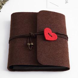 2019 войлочные листы Love Lace Velvet Felt Cover Handmade DIY Vintage Photo Album 30 Black Sheets Home Decoration Birthday Gift S M L скидка войлочные листы