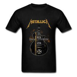 Einzigartige T-Shirt Männer Kurzarm Großhandel Discount Shirts Online Heavy Metal Adult Tops Kleidung Camisetas von Fabrikanten