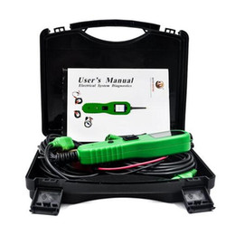 testador de sonda de potência Desconto Os mais recentes NEXPEAK YD208 Super Power Probe Sistemas Elétricos Diagnostic-Ferramenta VSP200 Poder Scan Tool carro Automotive Circuit Tester