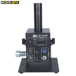 8pcs / lot Moka MK-C15 Co2 Canon Jet Disco Machine DMX512 CO2 Jet Disco Machine CO2 canhão de Fornecedores de tubo rápido