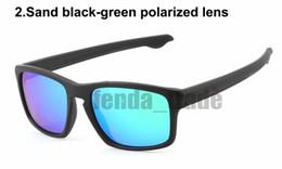 Barato polarizado on-line-2019 NOVO 10 pcs Custo barato TR90 Polarizada homem sunglasse marca condução óculos de Sol mulher óculos de Surf 6 cores mulheres óculos de sol QUENTE.