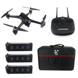 2019 posiciones profesionales JJRC X8 5G WiFi FPV RC Drone Profesional GPS Posición Altitud Mantener 1080P Cámara RC Helicópteros Sin escobillas Motor Sígueme rebajas posiciones profesionales