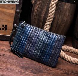 b5628b822 2019 malha personalizada Venda direta da fábrica homem marca saco exclusivo  tecido personalizado cor tecido mão