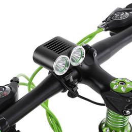 2019 Leistungsstarke Beleuchtung Fahrrad Fahrrad Licht LR K2C Front Lenker  USB Fahrrad Licht 2400 Lumen
