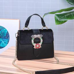 e42c80c42d3 Wholesale brand women handbag winter new gold velvet chain bag elegant  atmosphere color diamond women shoulder bag fashion velvet handbag  atmosphere tote ...