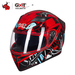 шлем с откидным верхом Скидка GXT Мотоциклетный шлем Мотокросс-шлем Flip Up Capacete da Motocicleta Cascos Мото-Casque Полнолицевый гоночный шлем #