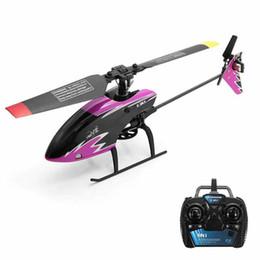 controlador de vuelo cc3d Rebajas Alta potencia ESKY 150 V2 2.4G 5CH Mini 6 ejes Gyro Flybarless RC helicóptero con CC3D controlador de vuelo para niños juguete al aire libre
