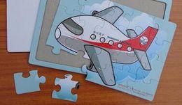 montessori giocattoli anno vecchio Sconti Puzzle di carta puzzle puzzle di cartone animato per bambini