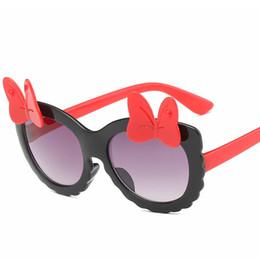 2019 lindas gafas de sol para niñas TTLIFE Niños Goggle Girls Gafas de sol Arco Caliente Moda Niños Niñas Bebé Niño Sunglass Clásico Retro Lindo Gafas de Sol Ojo de Gato lindas gafas de sol para niñas baratos