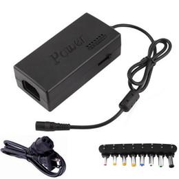Chargeur adaptateur ca dc en Ligne-Date Universal 96 W 4.0A DC Ordinateur portable Notebook AC-DC Chargeur Adaptateur 12V / 16V / 20V / 24V avec Fiche US AU EU UK UK Plug