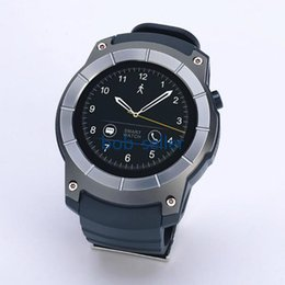 2019 смарт-часы iphone wifi S985 3G WI-FI GPS Bluetooth Smart Watch Android 5.1 MTK6580 Процессор 1,39 дюйма 2.0MP камера SmartWatch для Iphone Phone Watch дешево смарт-часы iphone wifi