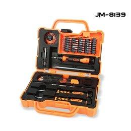 camaras manuales Rebajas 47 en 1 Antic-drop Electronic Tool Kit Juego de destornilladores de precisión para computadora / teléfono / almohadilla / cámara Juego de herramientas manuales portátiles