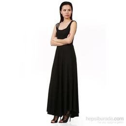 Demoda Square Collar Dress Viscosa da