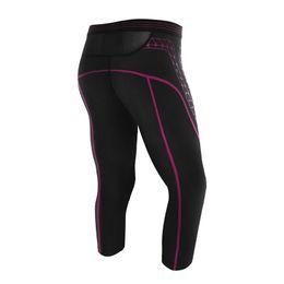 Argentina W15L937R Correr para correr Mallas para mujeres Deportes delgados Pantalones de nueve puntos Entrenamiento de atletismo Pantalones de fitness Yoga de secado rápido supplier nine point trousers Suministro