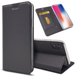 Fotohalter steht online-Luxus designer telefon case für iphone x xr xs max 8 plus pu leder abdeckung flip case hull halter stehen bilderrahmen abdeckung