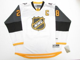 ef32420d0 Cheap custom JOHN SCOTT 2016 ALL STAR GAME NASHVILLE WHITE PREMIER JERSEY  stitch add any number any name Mens Hockey Jersey XS-5XL