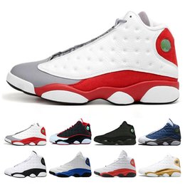 8ca8ea646d6c 13 13s Mens Basketball Shoes Phantom Chicago GS Hyper Royal Black Cat  Flints Bred Brown Olive Wheat DPOY Ivory Grey Men Sports Sneakers on sale