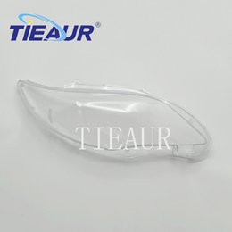 2020 frente da corola Tampa da lente dos faróis de vidro transparente para Corolla Farol Limpar Auto-Shell 11-13 Frente abajur substituição DIY frente da corola barato