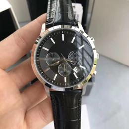 Adolescents masculins de quartz de montre d'AR observent le mouvement non-mécanique Montres masculines d'âge moyen avec la boîte de calendrier ? partir de fabricateur