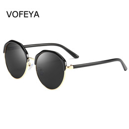 0fbe1ba86 ... Polarized Vintage Classic Trend Sunglasses Women Brand Designer  Outdoors Driving Travel Sun Glasses UV400 round classic vintage sunglasses  women outlet