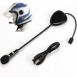 Recorrido por los auriculares online-Venta caliente Wireless Anti-Interference Casco Headset Casco de la motocicleta Bluetooth Headset Tour Accesorios Manos libres Auriculares