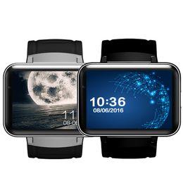 Relógio inteligente dual core on-line-DM98 Bluetooth Relógio Inteligente 2.2 polegada Android OS 3G Telefone Inteligente Dual Core 1.2 GHz 512 MB RAM 4 GB Câmera ROM WCDMA GPS
