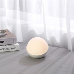 Neues Art und Weiseweiches Silikonklapslichtlampenklapsschalterfunktionslicht im Freien geführtes Nachtlicht geben Verschiffen frei von Fabrikanten