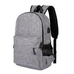 laptop rucksack wandern Rabatt USB-Laptop-Tasche im Freien wandernden Reisetasche Geschäft Multi-Funktions-Rucksack