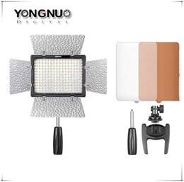 Nuova YONGNUO YN160III YN-160III Pro LED luce video regolabile Temperatura 3200-5500k per YONGNUO da