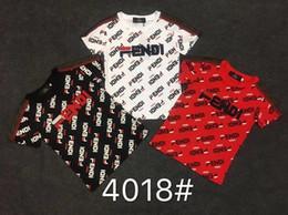 Deutschland Babykleidung Babydesignerkleidung kleidet Kindmode kurzärmelige t-shirts Mens Designer T-Shirt X013 supplier baby girls t shirt shorts Versorgung