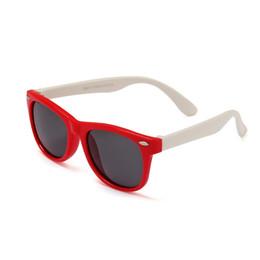 Gelhersteller online-Hersteller neue spot großhandel klassische silikagel mode strahlungssichere polarisierende sonnenbrille baby brille kinder sonnenbrille