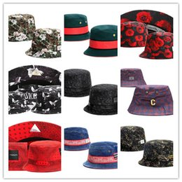 cappello del partito della benna Sconti Nuovo design Cayler Sons x CC Cheec Republic Bucket Hat Pescatore Cappellini Kentucky Derby Wedding Church Party Summer Beach