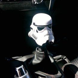 lexus corolla Rebajas Universal Auto Car Manual Gear Stick Shift Shifter Lever Knob Cover Trooper White