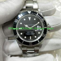 f98c03b8a Top de Fábrica Melhor 2813 MOVIMENTO 4ROLGMT 1680 GMT Ref.16610 SS   SS homens  relógio Movimento automático de cristal de Safira homens assistir Clássico  ...