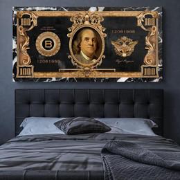 hd pittura ad olio astratta donne Sconti Ricco soldi Poster e Maison stampe su tela HD arte della parete della tela di canapa della decorazione della stanza Immagini parete per la decorazione del salone