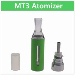 E atomizador bcc cigarro on-line-MT3 Clearomizer eVod BCC MT3 Atomizador 2.4 ml Eletrônico Cigarro Cartomizer tanque para EGO Series E-Cigarette