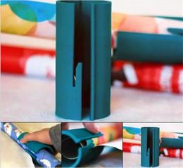 2019 инструментальная бумага Christmas Little ELF Скользящая оберточная бумага для обрезки бумаги для резки оберточной бумаги Режущие инструменты Изготовление резов за секунды для подарка G439 дешево инструментальная бумага