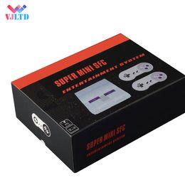 Телевизор 16 онлайн-16-битная игровая приставка ТВ Ручная мини игровая система для 94 супер SFC мини NES SNES Игровые приставки бесплатный DHL