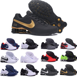 Canada Nike TN Plus shox air max airmax 2019 Shox Deliver 809 Hommes Chaussures De Course À Air Frais Drop Shipping En Gros Célèbre DELIVER OZ NZ Hommes Athlétique Baskets De Sport Offre