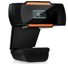 hd mini webcam Rebajas 2020 Hot Electronic Computer Webcam accesorios de red USB2.0 HD Webcams Cámara giratoria para la Conferencia de red WT-912