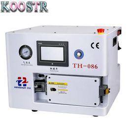 máquina de laminação a vácuo oca Desconto TH-086 New vácuo Máquina de estratificação OCA LCD plana tipo de placa Laminator máquina de vácuo Retirar bolha