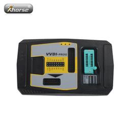 programador inteligente Rebajas Xhorse VVDI PROG Programmer V4.8.3 VVDI PROG Interfaz de comunicación USB de alta velocidad Modo de operación inteligente