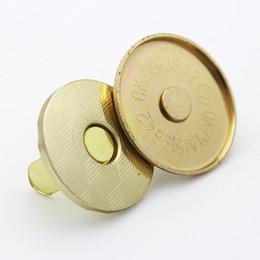 knopfkleidung 18mm Rabatt 14mm / 18mm Magnetknopfverschluss Magnet Saug Geldbeutelschnalle Kleidungsknöpfe