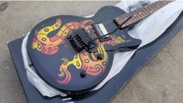 2019 guitarra de perno Talent LP Stock de guitarra de buena calidad autorizado Gibsen Talent LP Guitar Bolt-on Black hardwares Envío gratis rebajas guitarra de perno