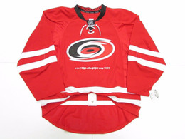 Cheap custom CAROLINA HURRICANES HOME TEAM ISSUED JERSEY stitch add any  number any name Mens Hockey Jersey XS-6XL f11ab2d0c
