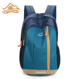 Canvas Mini Backpacks for Kids Outdoor Sports Hiking Mountain Climbing Bags  Teenage Girls Boys Rucksack Mochila Deporte XA588WD  300132 3cff74f09ce42