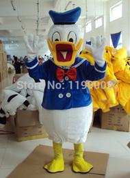 2019 marrone husky cane Il costume della mascotte di Donald e della margherita di vendite del costume della mascotte di dimensione di alta qualità libera il trasporto