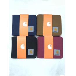 884807c85a93a Mode leinwand Brieftasche Männliche Kurze Geldbörse Für Männer komfort Geld  Tasche Kartenhalter Brieftasche Business Standard Geldbörse