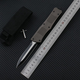 Когтевой нож d2 онлайн-DF Eagle claw Art knife (CNC D2 steel black wire drawing) нож для кемпинга 6061-T6 авиационный алюминиевый сплав открытый охотничьи ножи EDC tool